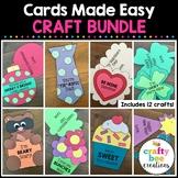 Holiday Cards Craft Bundle