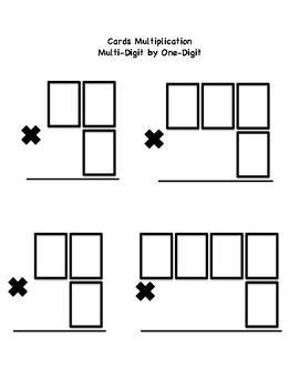 Cards Mutliplication