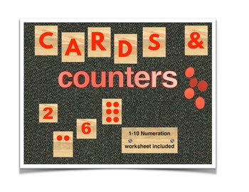 Cards and Counters Montessori