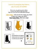 Cards for Counting Cats, Creating Patterns, and, of course