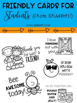 Cards for Students