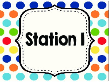Station Labels