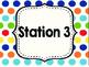Station Labels