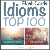 Cards with Idioms ESL