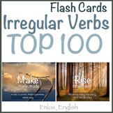 Cards with Irregular Verbs