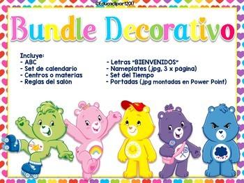 Care Bears - Bundle Decorativo