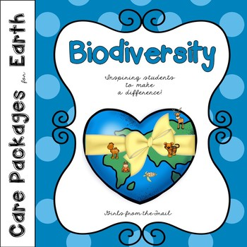 Care Packages for Earth, Biodiversity