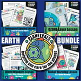 Earth Day EARTH Science Bundle Fun Facts About World & Env