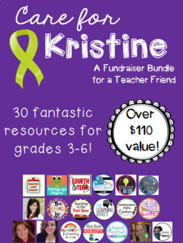 Care for Kristine Bundle: Grades 3 to 6