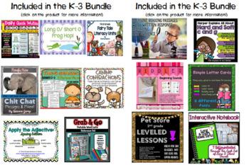 Care for Kristine Bundle: Grades K to 3