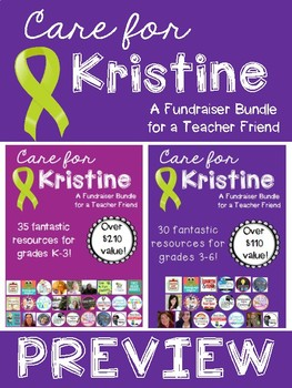 Care for Kristine Preview/Credits Page