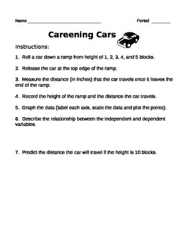 Careening Cars
