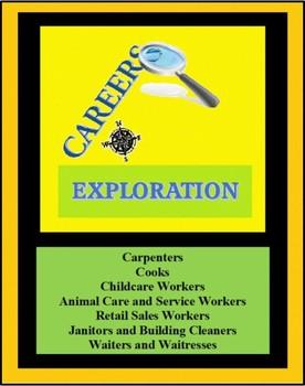 Careers, Jobs, Career Exploration