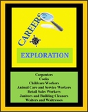 Careers, Jobs, Career Exploration