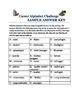 Career Alphabet Challenge