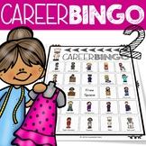Career Bingo 2 - Community Helper Game for Elementary Career Education