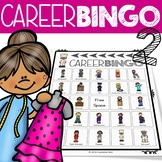 Career Bingo Counseling Game: Community Helper Counseling
