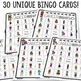 Career Bingo 2 - 24 More Community Helpers for Fun Element