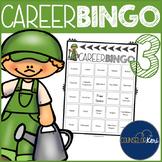 Career Exploration Career Bingo 3 Elementary Career Education School Counseling