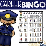 Career Bingo Career Counseling Game for Career Exploration Community Helper Game