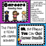 Career Bundle (Oh the Places You'll Go Theme)
