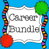Career Bundle- Career Activities and Lessons for Elementary