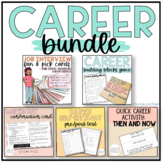 Career Bundle for School Counselors (Grades 6-12)