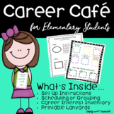 Career Cafe Packet with Career Interest Survey