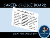 Career Choice Board