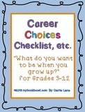 Career Day for Grades 3-12