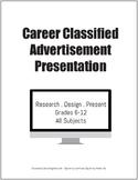 Career Classified Advertisement Presentation
