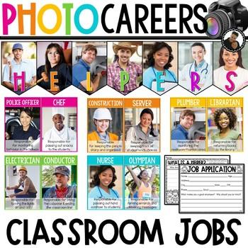 Career Classroom Jobs - Photos of Real Professionals!