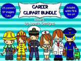 Career Clipart Bundle