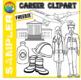 Career Clipart Sampler [FREEBIE]