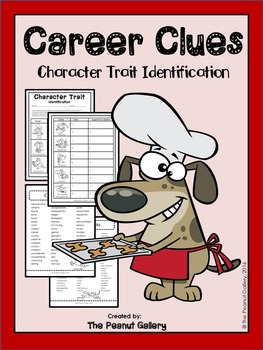 Career Clues: Character Traits (Dog Theme)
