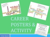 Career Cluster Activity and Example Posters