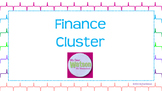 Career Cluster:  Finance