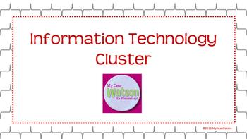Career Cluster:  Information Technology