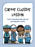 Career Cluster Lesson