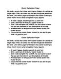 Career Cluster Paper