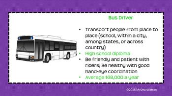 Career Cluster:  Transportation, Distribution, & Logistics