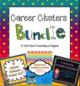 Career Clusters Bundle