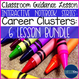 Career Clusters Community Helper Classroom Guidance 6 Lesson Unit
