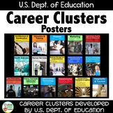 Career Exploration Career Clusters Posters