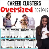 Career Exploration 16 Clusters Posters, Bulletin Board Letters & Elements