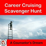 Career Cruising Scavenger Hunt