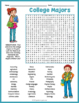 Career Day Activities - 5  Engaging Word Search Puzzles