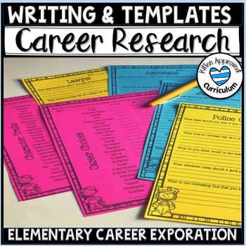 Career Exploration Lesson Plans