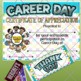 Career Day Certificate