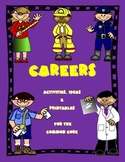 Career Day!  Community Helper Ideas and Activities for the Common Core